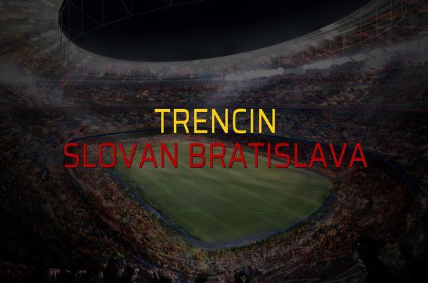 Trencin: 0 - Slovan Bratislava: 3