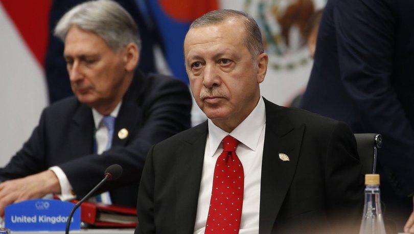 Erdoğan ile Putin G20 zirvesi çerçevesinde görüştü