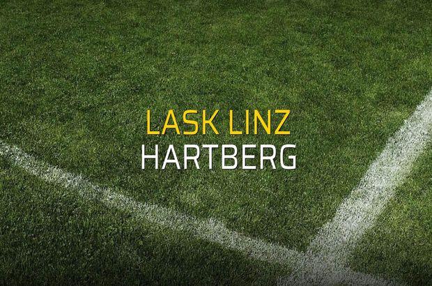 Maç sona erdi: Lask Linz: 3 - Hartberg:3