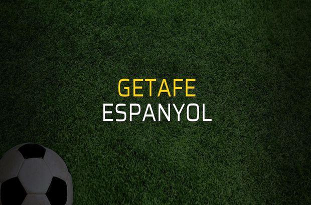 Getafe: 3 - Espanyol: 0