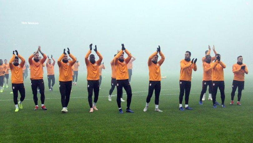 Galatasaray Beşiktaş antrenman