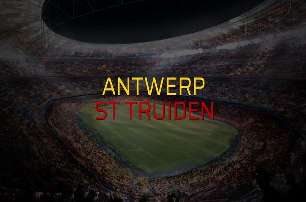 Antwerp: 1 - St Truiden: 3 (Maç sona erdi)