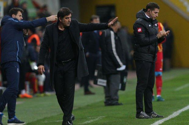 Ünal Karaman Trabzonspor  Kayserispor