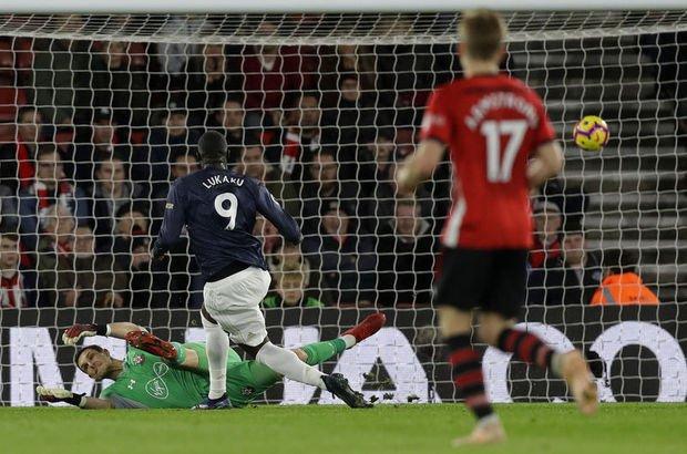 Southampton Manchester United MAÇ SONUCU