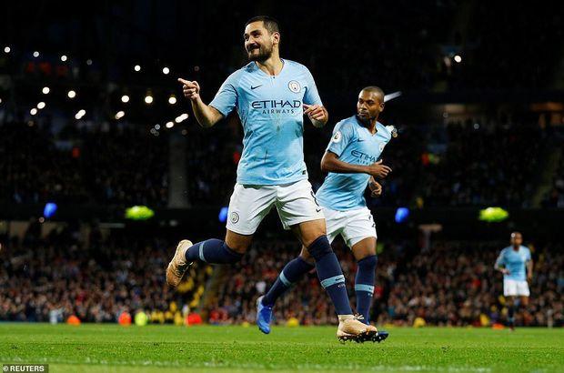 Manchester City Bournemouth MAÇ SONUCU