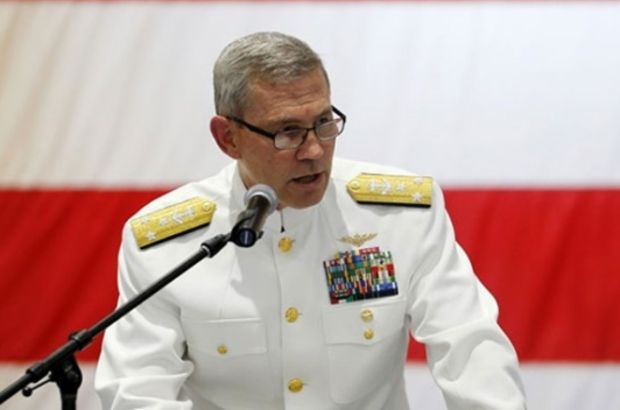 ABD'nin 5. Filo Komutanı Bahreyn'de ölü bulundu