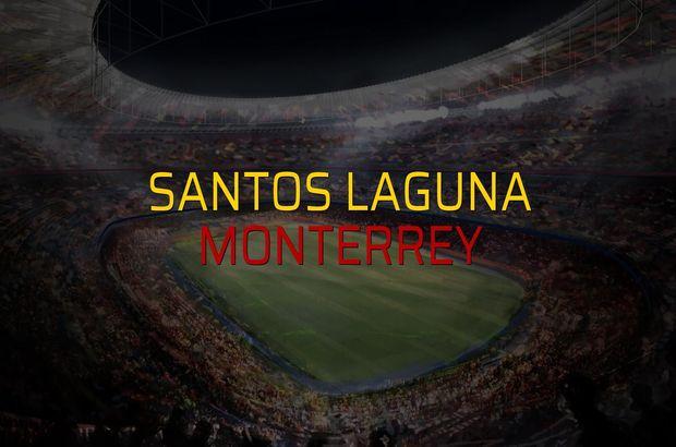 Santos Laguna: 0 - Monterrey: 2