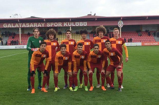 Galatasaray Beşiktaş  U17 Elit A U17 Ligi