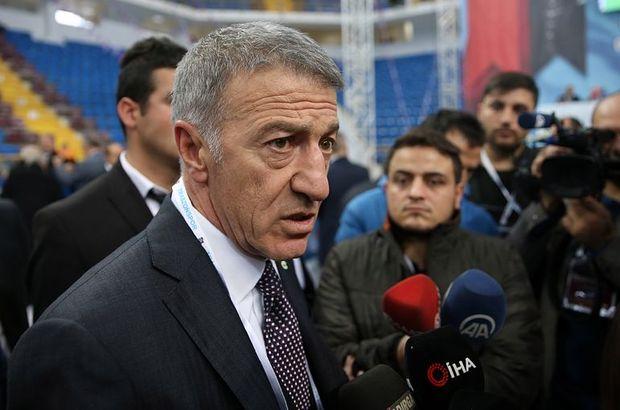 Ahmet Ağaoğlu Trabzonspor