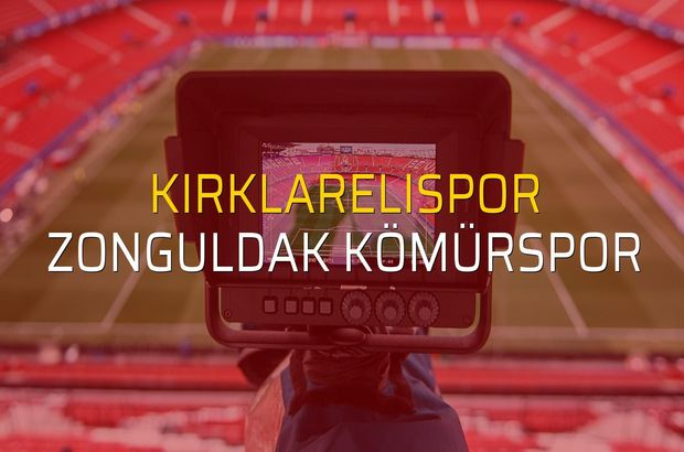 Kırklarelispor: 3 - Zonguldak Kömürspor: 0 (Maç sonucu)