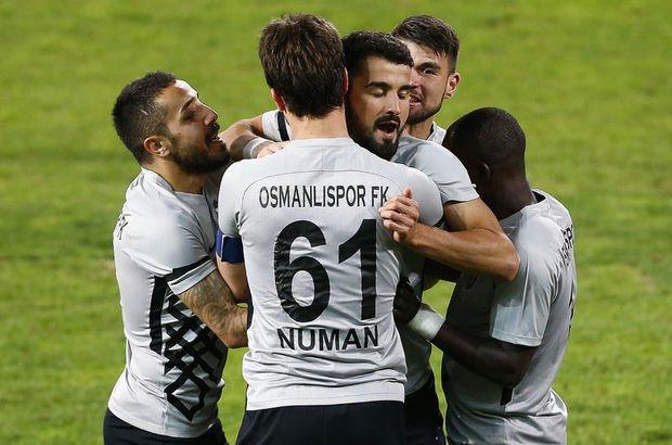 Ümraniyespor Osmanlıspor