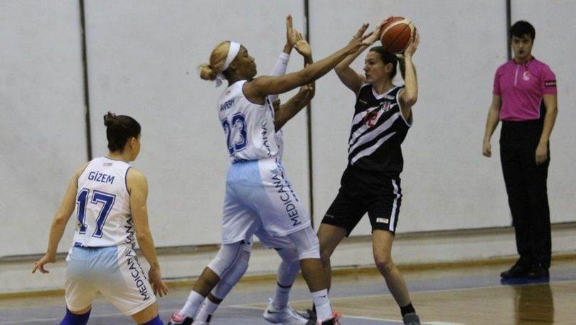 Kadınlar Basketbol Süper Ligi Beşiktaş Canik Belediyespor