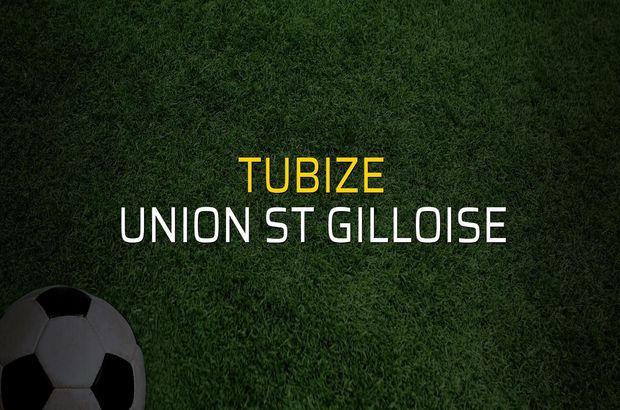 Tubize: 2 - Union St Gilloise: 0 (Maç sona erdi)