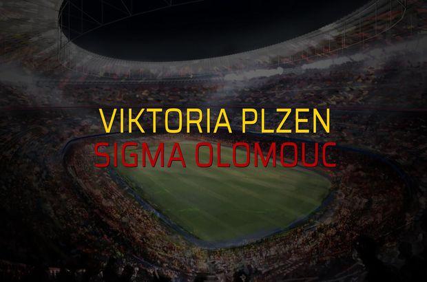 Viktoria Plzen: 2 - Sigma Olomouc: 0 (Maç sona erdi)