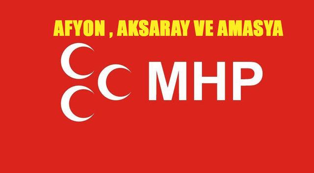 MHP belediye başkan adayları 2019! İşte il il açıklanan MHP belediye başkan adayları