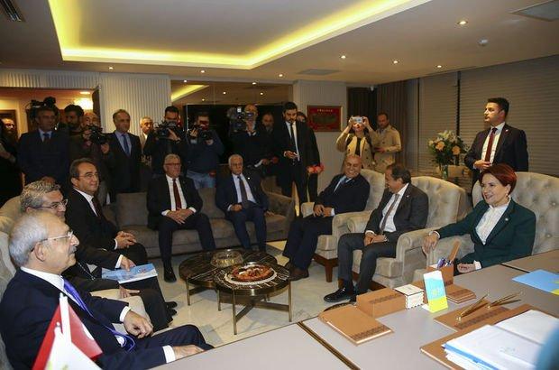 CHP ile İYİ Parti