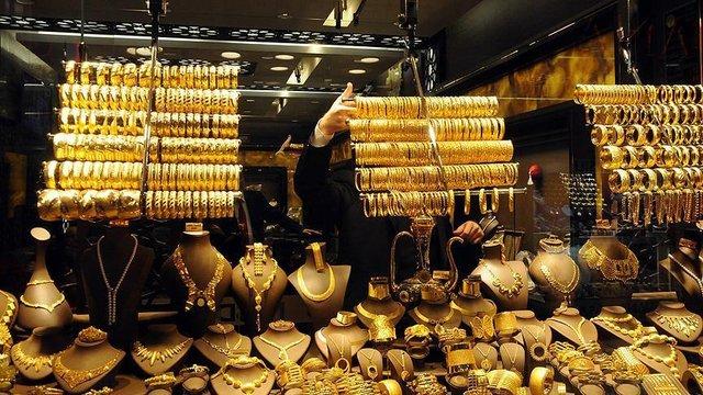 Altın fiyatları son dakika Çeyrek altın gram altın fiyatı düşüşte 5 Haziran bugün altın fiyatı ne kadar 47