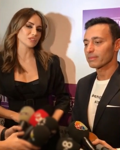 Mustafa Sandal ve Emina Jahovic aylar sonra bir arada! - Magazin haberleri