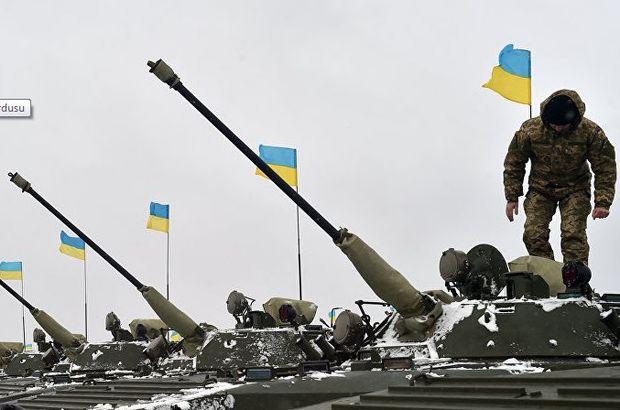 Ukrayna Rusya gerilimi