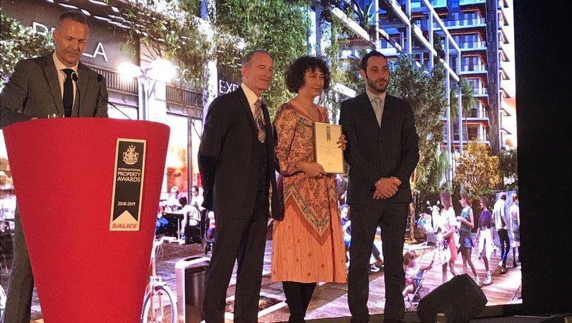 Avrupa'nın en iyi karma projesi ödülü Türkiye'ye 77