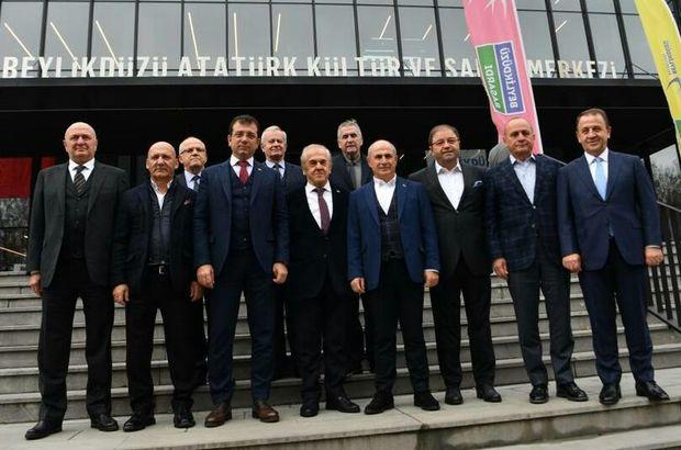 İstanbul'da CHP başkanlık için toplandı