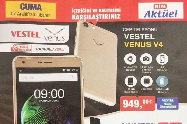BİM Venus V4