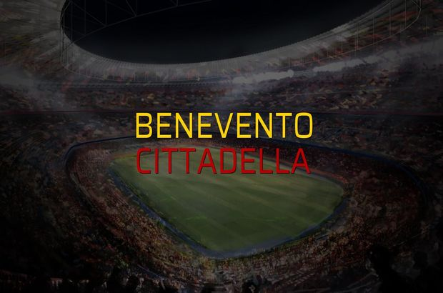 Benevento: 1 - Cittadella: 0 (Maç sonucu)