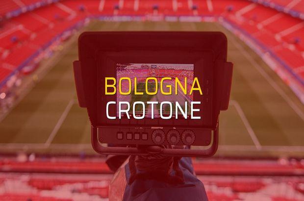 Bologna: 3 - Crotone: 0
