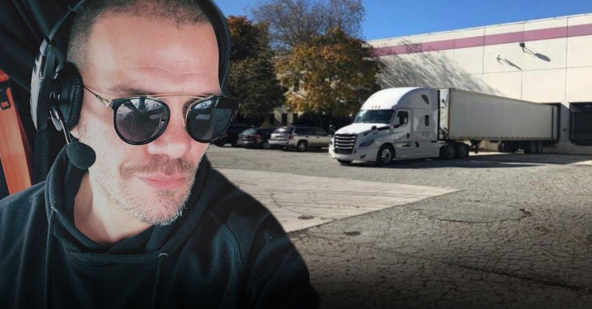 Oyuncu Tolga Karel Amerikada Tir şoförü Oldu Bakın En Kadar
