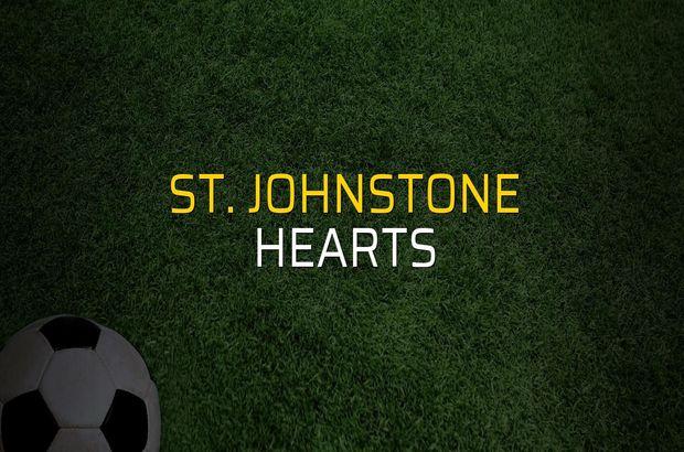 St. Johnstone - Hearts maçı heyecanı