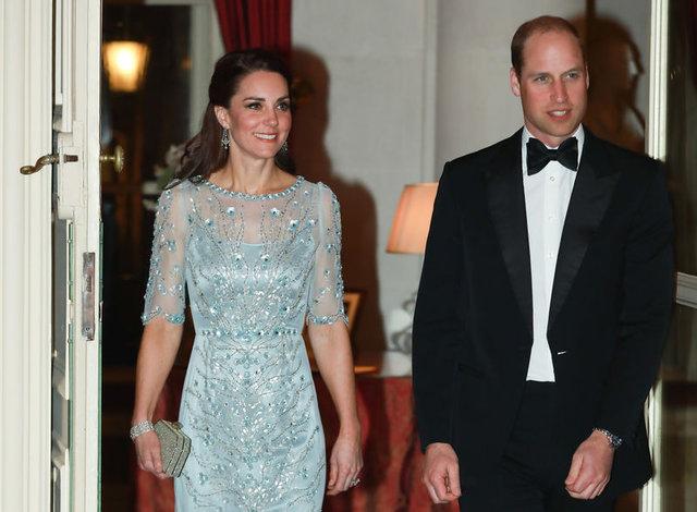 Kate Middleton'ın favori renkleri kişiliği hakkında ipuçları veriyor!