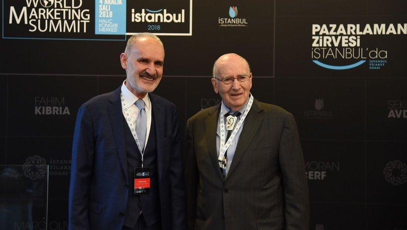 Philip Kotler'in kurucusu olduğu Dünya Pazarlama Zirvesi (World Marketing Summit), ilk kez İstanbul'da, İstanbul Ticaret Odası'nın (İTO) ev sahipliğinde gerçekleştirildi.