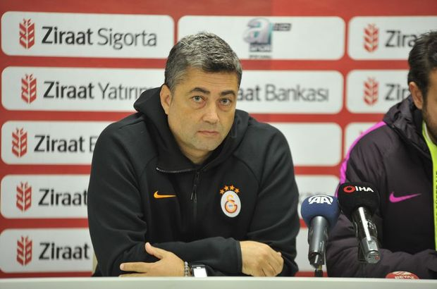 Levent Şahin Galatasaray Keçiörengücü