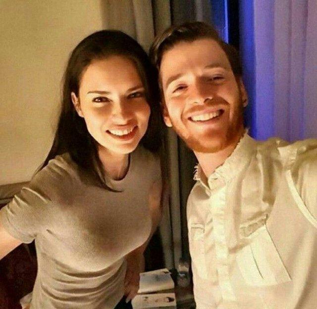 Adriana Lima, eski eşi Marko Jaric ile bir arada