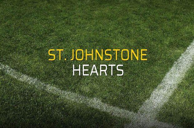 St. Johnstone: 2 - Hearts: 2