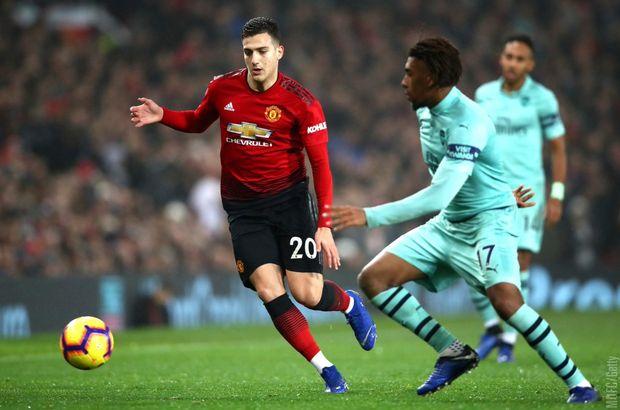 Manchester United Arsenal MAÇ SONUCU