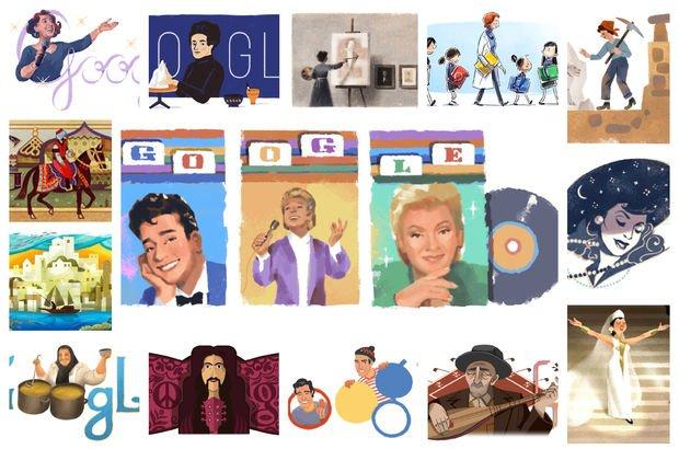 Google onları hiç unutmadı!