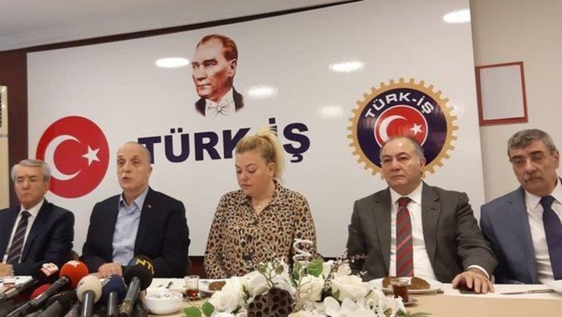 Türk-İş Başkanı Ergün Atalay