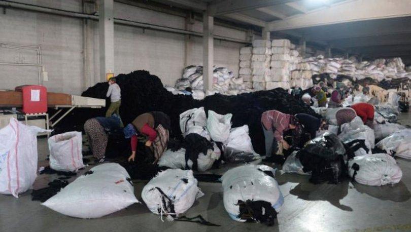 Tekstil atıkları