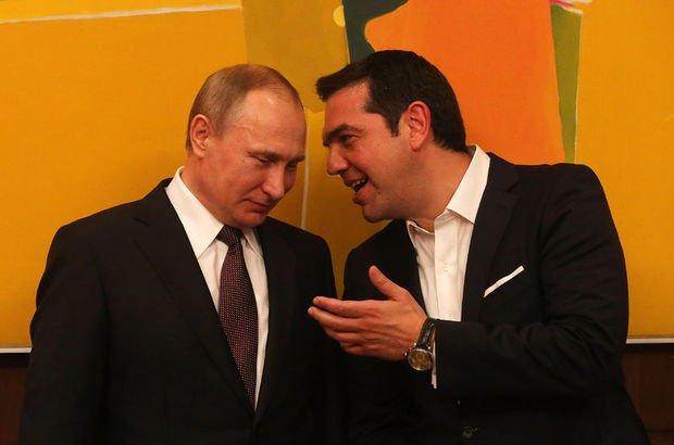 Çipras ve Putin