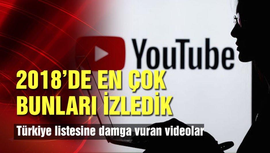 Türkiye, 2018'de YouTube'ta en çok bunları izledi