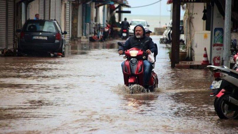 Türkiye'nin doğal afet haritasını