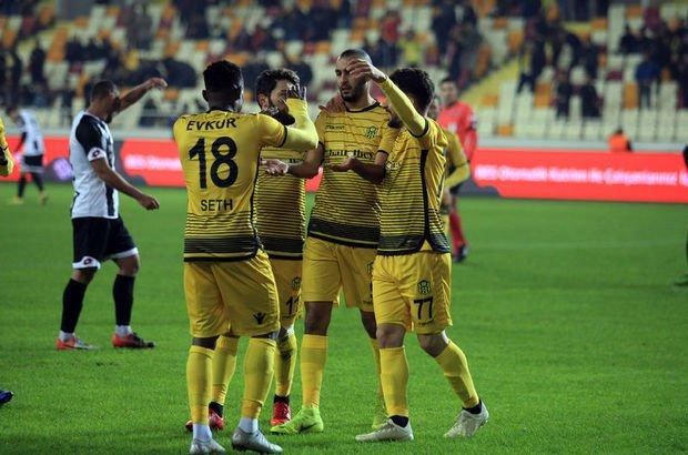 Evkur Yeni Malatyaspor  Etimesgut Belediyespor