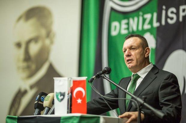 Denizlispor Ali Çetin