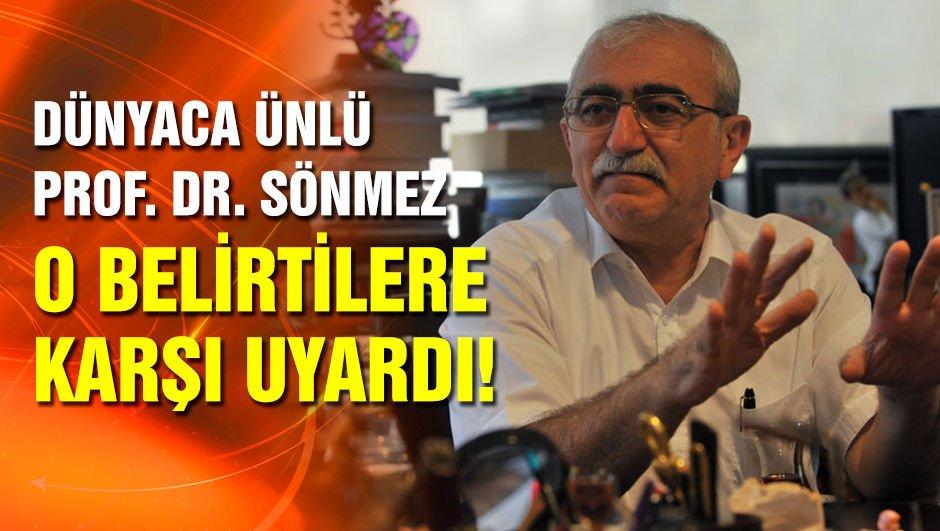 Prof. Dr. Bingür Sönmez, kalp krizinin o belirtilerine karşı uyardı!