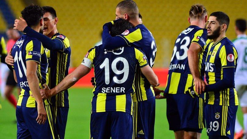 Fenerbahçe Giresunspor