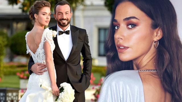 Hakan Baş ile evlenen Bensu Soral: Düğüne üç gün kala gelinliğim daha bitmemişti - Magazin haberleri
