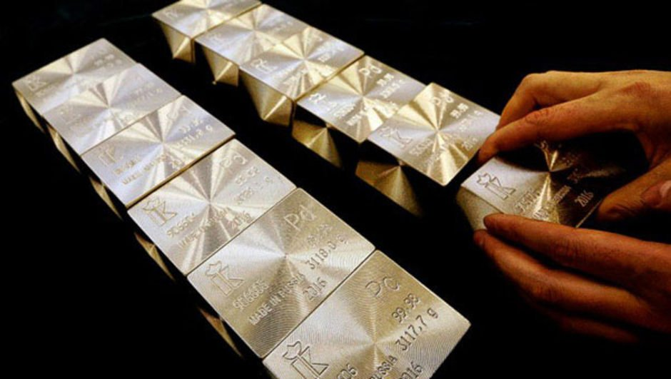 Paladyum altının tahtını salladı