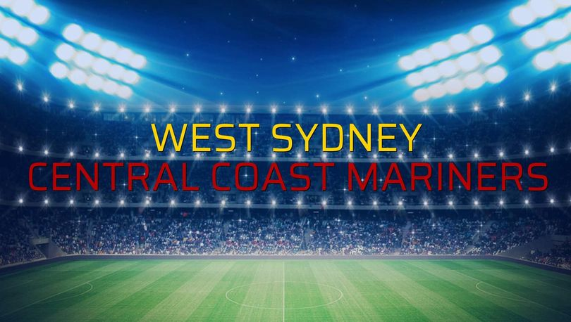 West Sydney: 2 - Central Coast Mariners: 0