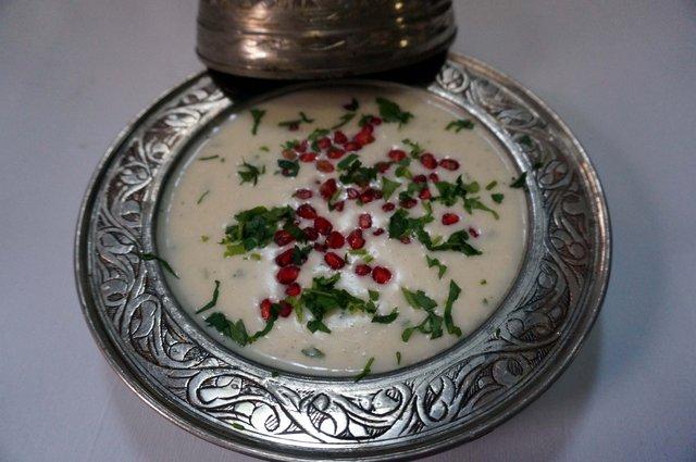 Osmanlı sofralarının unutulmuş lezzetleri yüzüne çıkarıldı